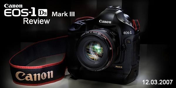 Canon EOS-1Ds Mark III #