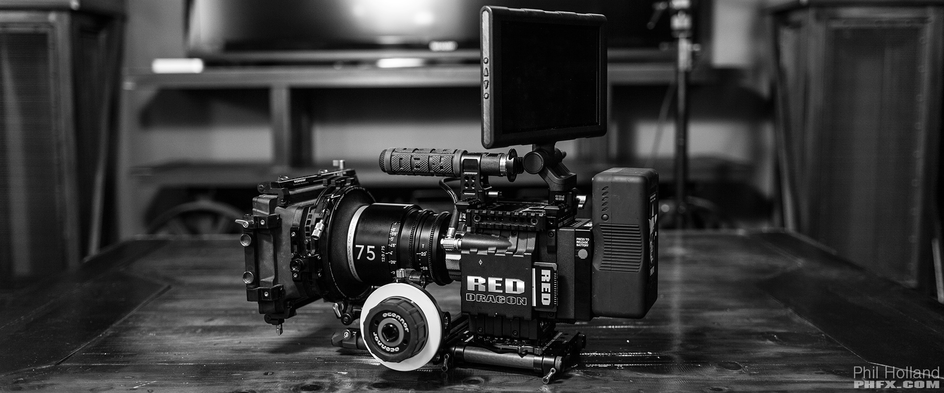 Red Epic Dragon #5232