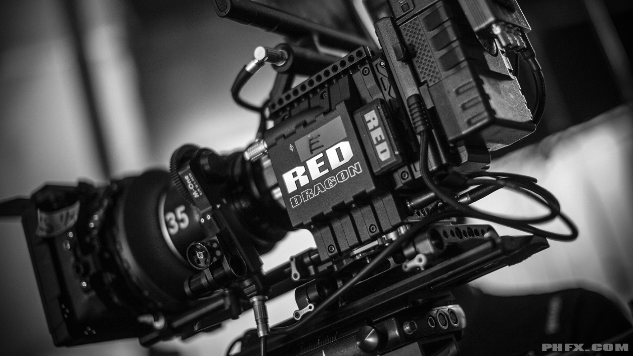 Red Dragon Camera - about camera
